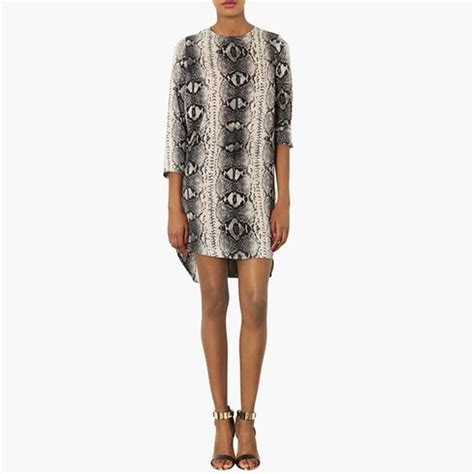 Oasis Do A Serpent Dress by Snake Print Dress Oasis Fashion