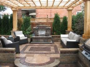 Back Yard Patio Designs Backyard Patio Ideas Landscaping Gardening Ideas