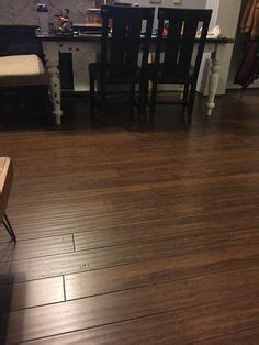 Distressed Honey Bamboo Flooring - 1 2 quot x 5 quot distressed honey strand click morning