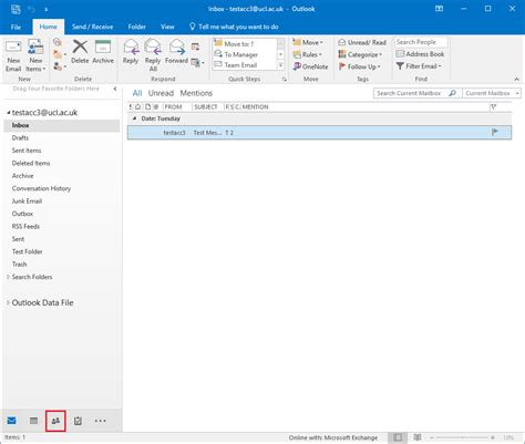 How To Search Email In Outlook 2016 Find A Contact In Outlook 2016 For Windows