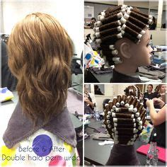 spiral wrap hairstyle spiral perm wrap w boom rods nov 30 spiral perm wrap w boom rods nov 30 chemical texture