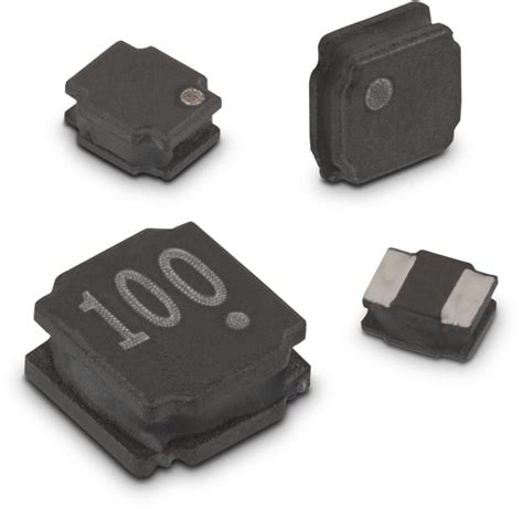 we power inductor we lqsh smd semi shielded high saturation power inductor single coil power inductors wurth