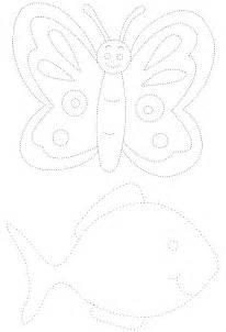 Dessiner Un Papillon Maternelle