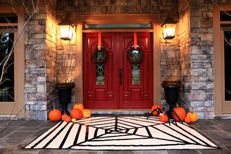 halloween home decor for interior and exterior best home top 17 halloween front porch decor unique easy holiday