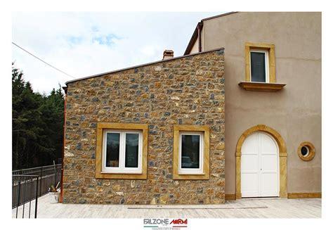 Prospetti In Pietra rivestite di pietra design casa creativa e mobili