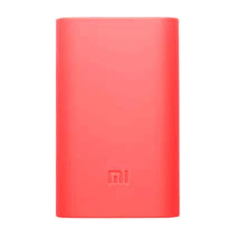 Cover Silikon Xiaomi Power Bank 5000mah Putih xiaomi 5000mah power bank cover سایمان دیجیتال