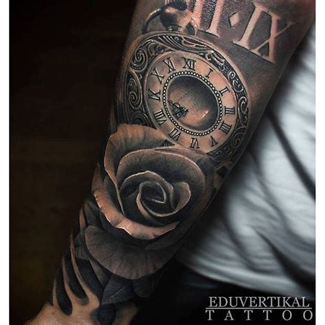 rose and watch tattoo meaning 17 best ideas about pocket tattoos on