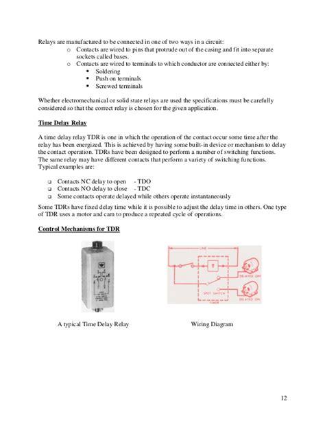 elementary wiring diagram