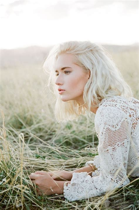 blonde hair on seniors lola platinum blonde hair natural makeup and sunderland
