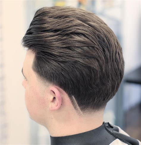 v diagonal hairstyle new haircuts for men 2018 the nape shape