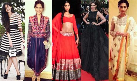 Check This Out Stylecrazy A Fashion Diary 9 by Sonam Kapoor S Style Diary Check Out The Top 5 Trendy