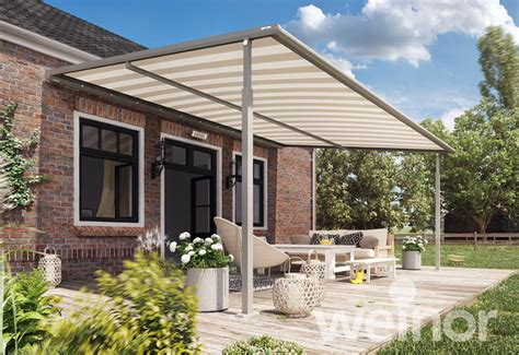 terrasse regenschutz regenschutz terrasse hipp sonnensegel sonnen und