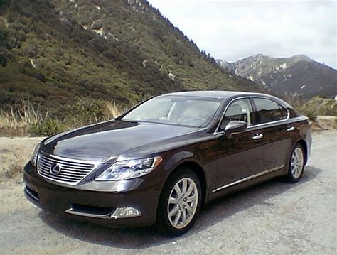 cars news and images lexus ls 600h the world s most