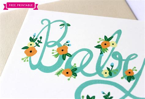 Congrats On Baby Shower by Baby Shower Congrats Card