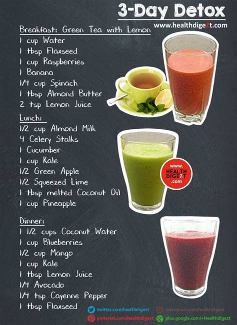 3 Day Liver Detox Plan by 17 Best Ideas About 3 Day Detox On Liver Detox