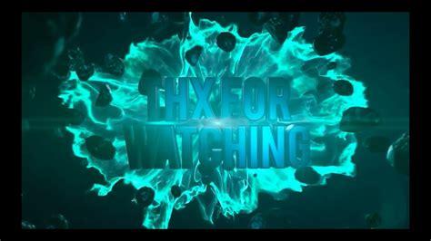 Top 10 Free Outro Templates Sony Vegas Adobe After Effect Youtube Adobe After Effects Outro Template