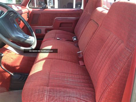 1991 Ford F150 Interior by 4x4 Ford F150 Autos Weblog