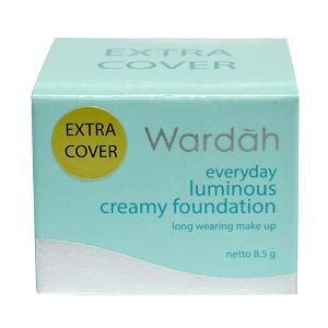 Harga Wardah Luminous Foundation Cover wardah luminous foundation cover elevenia