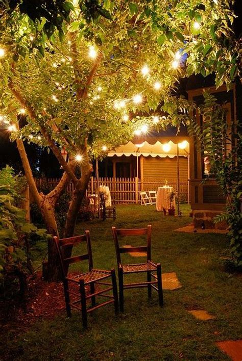 Lights In Backyard by Simple Backyard Lights