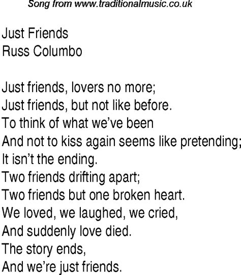 song for friends friendship songs