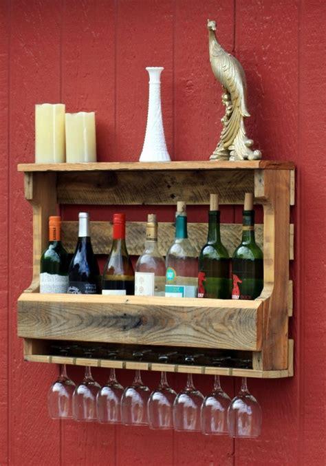 pallet garden furniture ideas diy pallet wine rack and ideas for racks