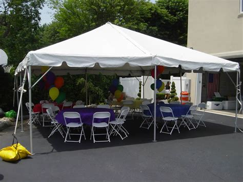how many tables fit under a 20x20 tent 20x20 frame tent fw special events