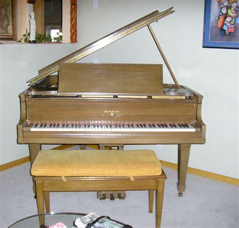 knabe model 1926 knabe 5 4 quot grand piano