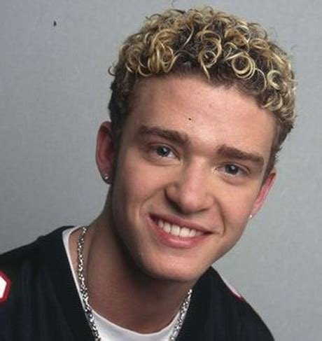 white guys with black and blonde curly fades s curl hairstyles for men
