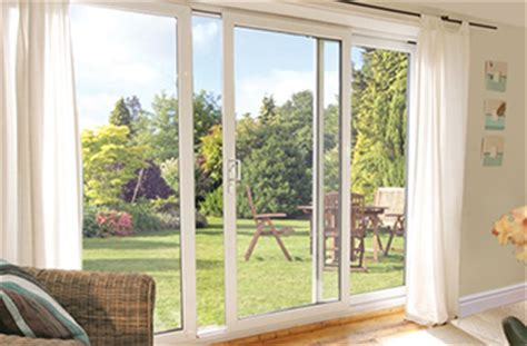 12 Foot Patio Doors White Aluminium Sliding Patio Door 12 Ft Foot Three Pane 3590mm X 2090mm