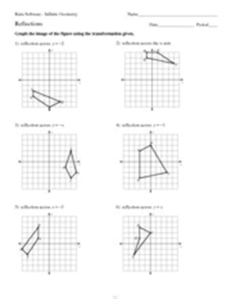 Dilations Worksheet Kuta by Kuta Worksheets Geometry