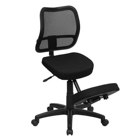 Kneeling Stool For Bad Backs by The Mega Review On Best Ergonomic Chairs For Bad Backs