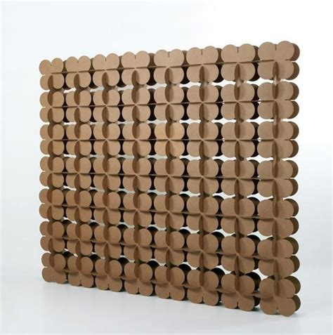 cardboard room dividers simple of diy cardboard decorative screens and room dividers