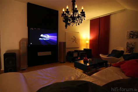Licht Hinter Dem Fernseher by Spielzimmer 2 Heimkino Spielzimmer Surround Hifi