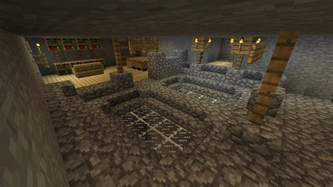 cave house modern cave house minecraft project