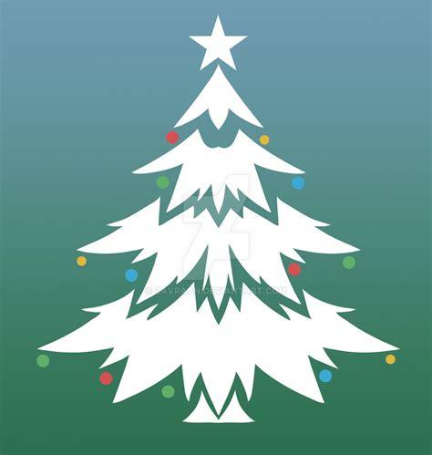 christmas card christmas tree by zavraan on deviantart