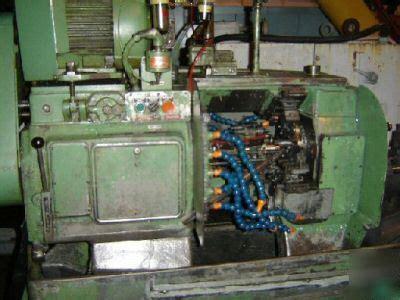 Acme Gridley Machine Acme Gridley 7 16 Model Ra 6
