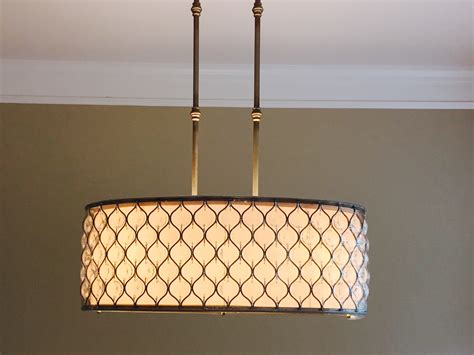 oval drum pendant light centerpiece home staging lake norman home staging tips