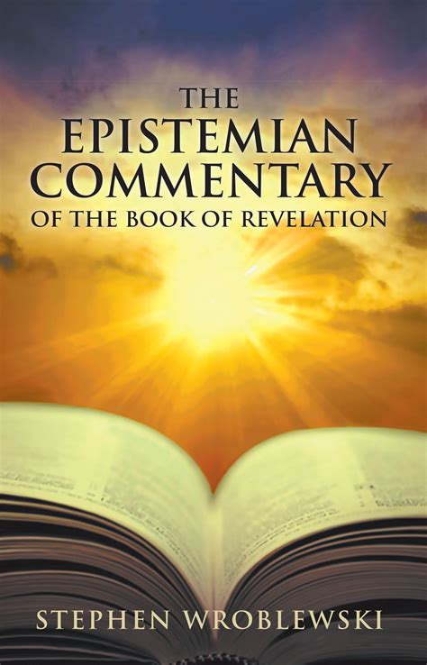 the book of revelation pictures the epistemian commentary of the book of revelation