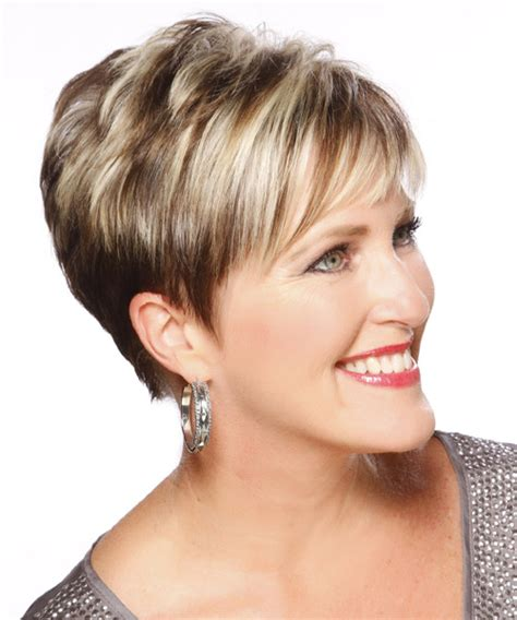 short hairstyles for women over 50 back view short hairstyles women over 50 back view