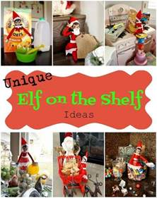 unique on the shelf ideas diy inspired
