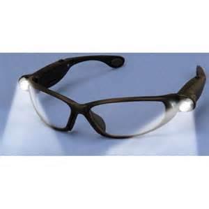 light glasses safety glasses with led lights