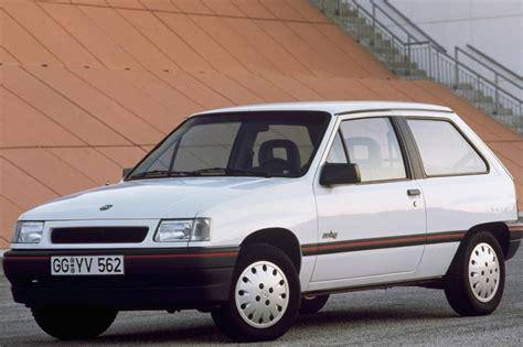 Swing Eisenach by Tradition 30 Jahre Opel Corsa Ein Mini Blitz F 252 R Tom
