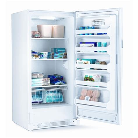 sears freezer kenmoremd  cu ft manual defrost
