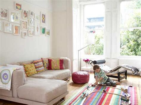 kids living room ideas casual modern living room designs with colorful decor