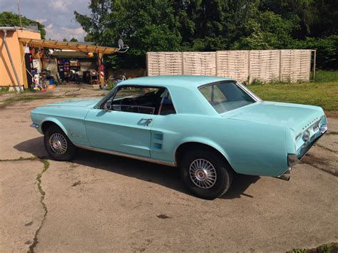 import mustang 1967 ford mustang us car import