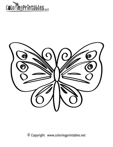 butterfly coloring pages pdf coloring pages of mandala to print butterfly coloring
