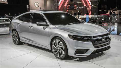 2020 Honda Insight by 2020 Honda Insight Silver Sedan Honda Engine Info
