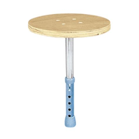 Stool After Exercising by Achievement Products One Legged Balance Stool