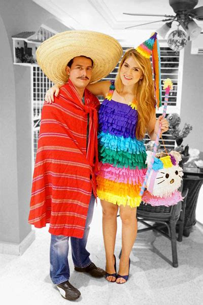 Cheap Homemade Halloween Costumes For Couples