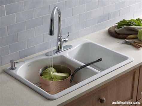 Kain Cuci Piring Serbet Dapur Serbaguna mencerahkan bak cuci dari bahan porselen pt architectaria media cipta